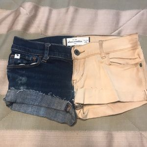 Kids Abercrombie shorts